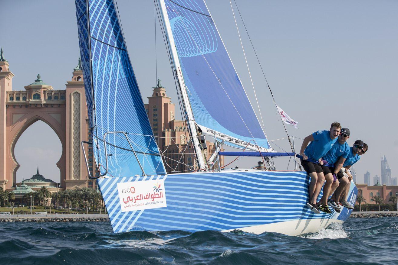 Team averda to join the action at upcoming efg sailing for The sail dubai