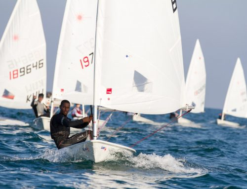 Mussanah Race Week concludes with Omani sailing youngsters stepping up to the plate