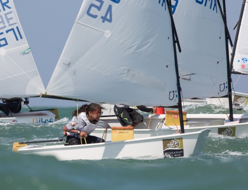 Al Mouj Muscat Sailing School clinches Mussanah ranking race title