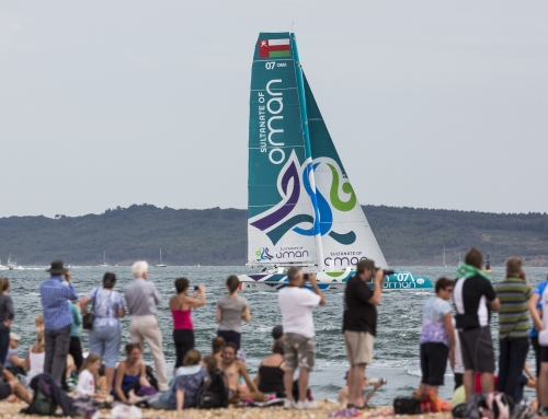 Musandam-Oman Sail's early summer programme highlights new focus for crew with Transat Quebec-St Malo on the race card