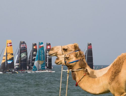 Muscat to kick off 2017 Extreme Sailing Series in exciting new look circuit