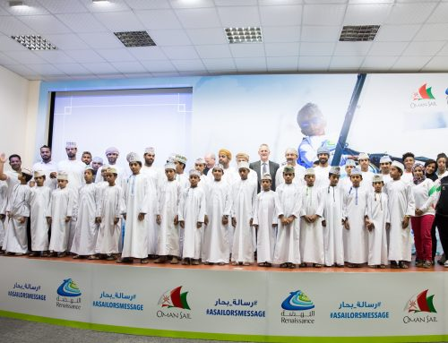 Oman Sail and Renaissance celebrate landmark partnership