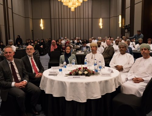 Oman Sail and BP Oman celebrate 1700 Khazzan Young Leaders Programme graduates
