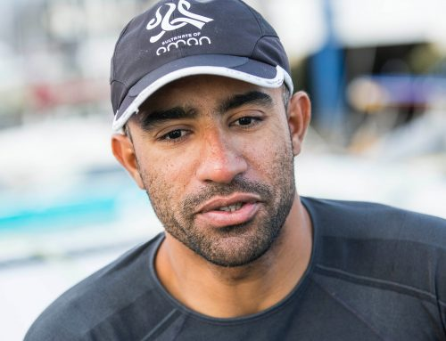 Oman Sail takes on double-handed Class40 challenge for European season as Gavignet and Al Hasni pair up