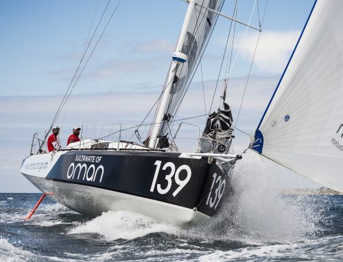 Oman Sail duo look forward to their biggest challenge yet