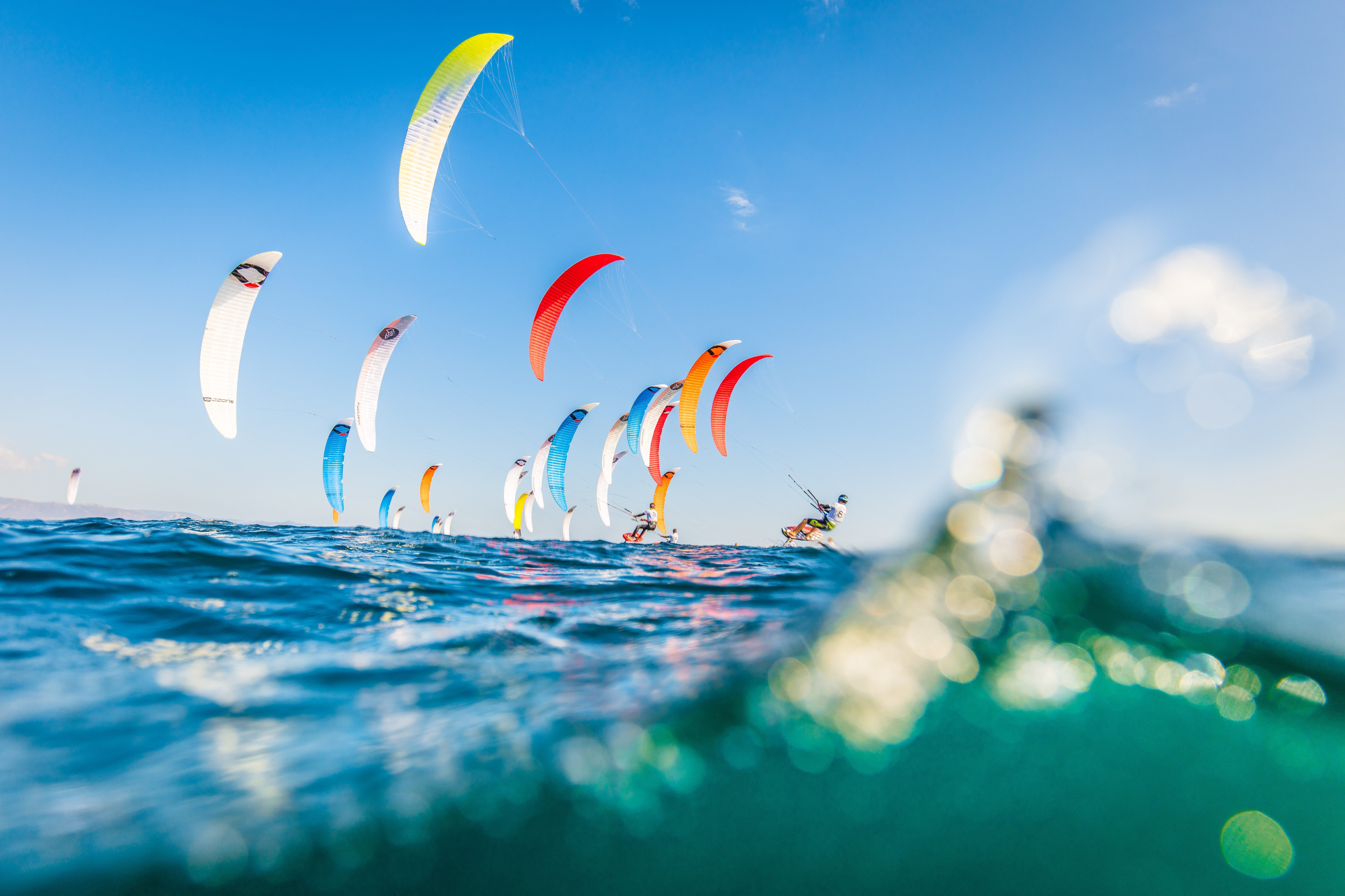 World's Leading KiteFoil Racers to Gather for Exhilarating Showdown in Oman