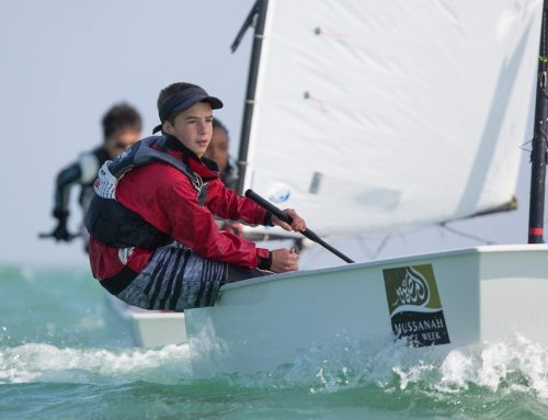 Race is on to secure a place at Mussanah Race Week 2018