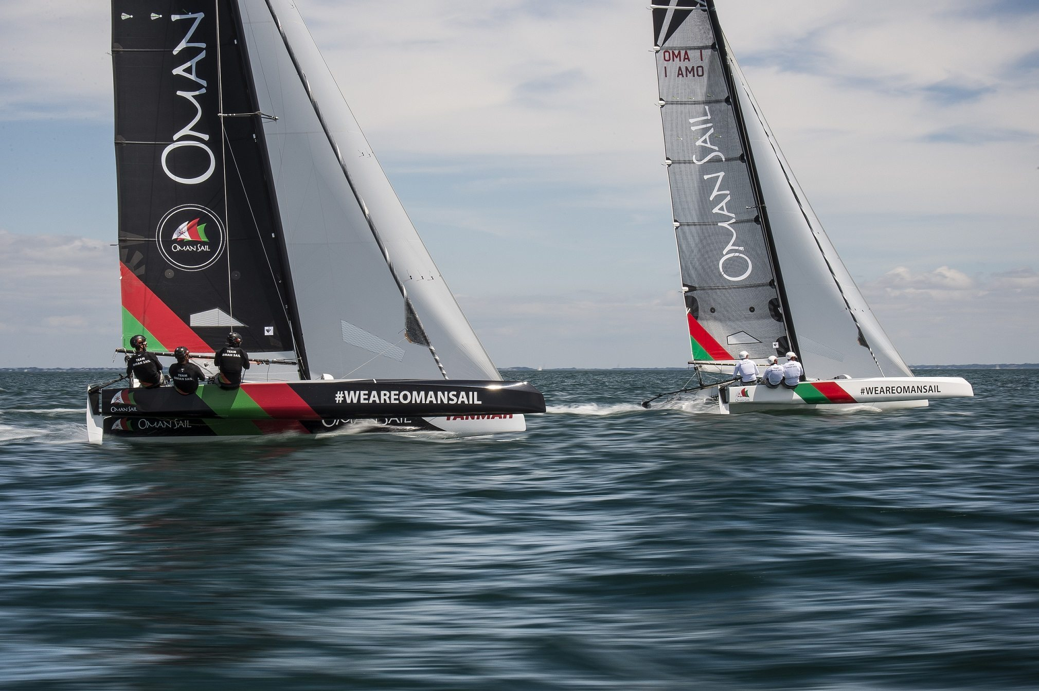 New boats, new teams and a new course as EFG Sailing Arabia – The Tour goes high-speed in 2018