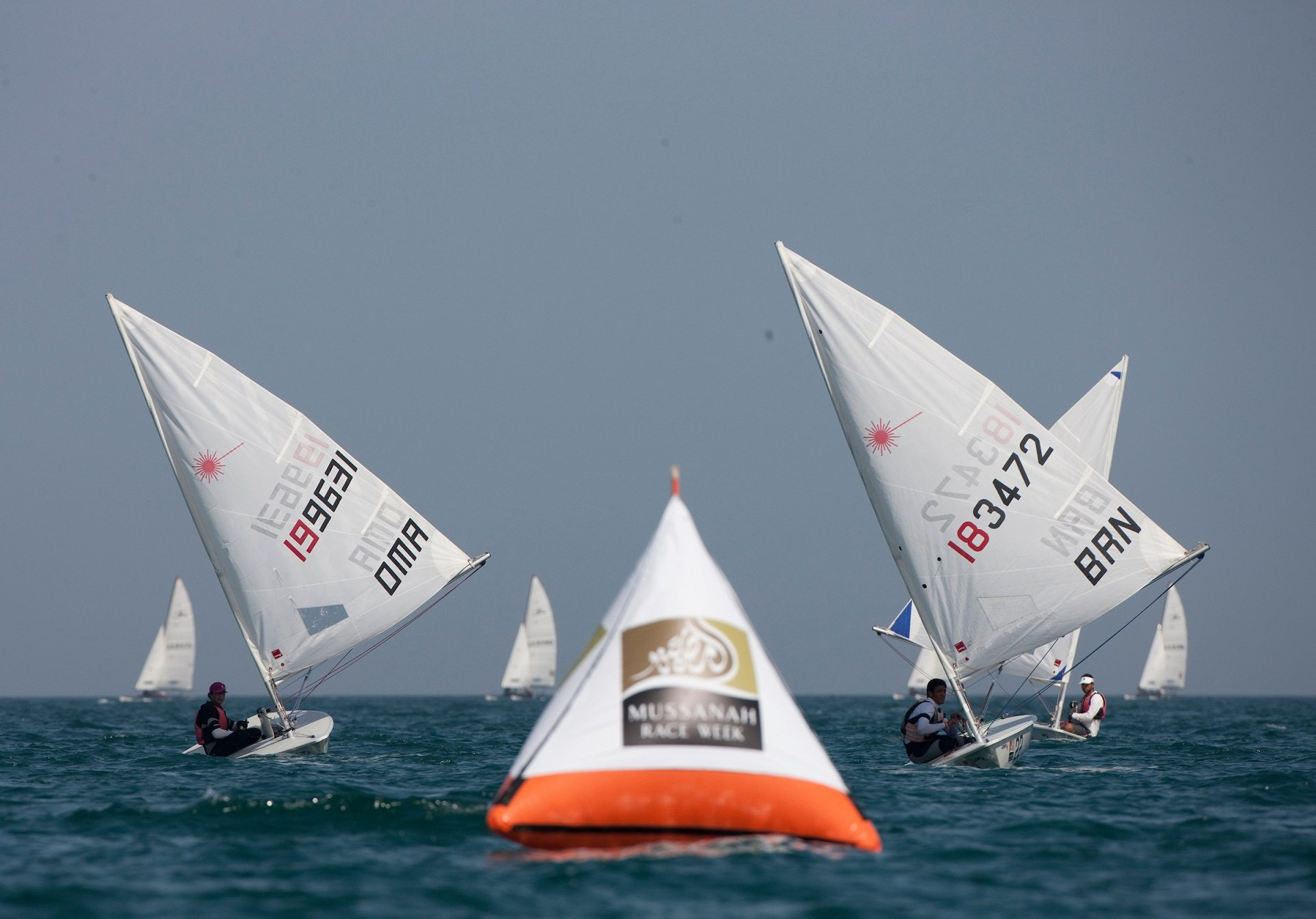 Mussanah Race Week 2018 is ready to welcome young and talented international sailors