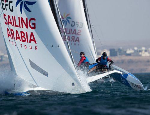 Averda move up EFG Sailing Arabia – the Tour rankings with Sur stadium win