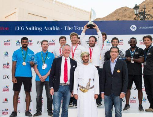 Beijaflore usurp EFG Bank Monaco to become new kings of EFG Sailing Arabia – The Tour