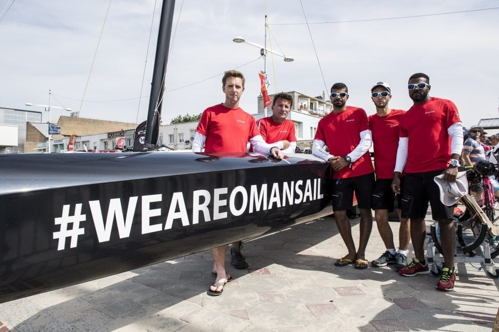 Oman Sail kicks off European sailing season
