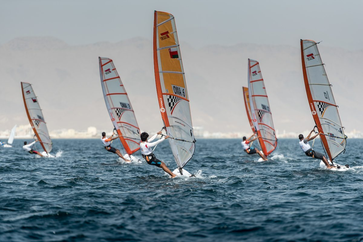 Young sailors make history as Oman team wins place at Youth Olympic Games