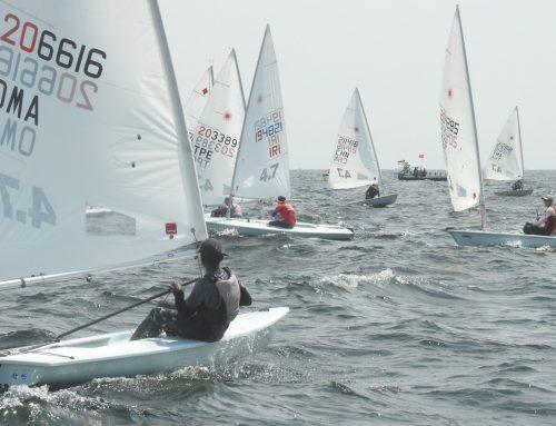 فريق عُمانتل للبحّارة الناشئين يقدم مستويات وقدرات عالية في البطولة الآسيوية للإبحار الشراعي بجاكرتا