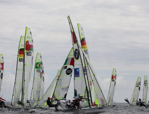 Well-prepared youth sailing team ready for challenge of World Championships in Poland