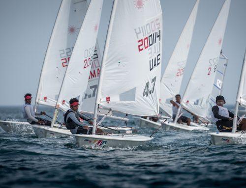 فريق عُمانتل للبحّارة الناشئين يتأهب للمشاركة في بطولة العالم لقوارب الليزر 4.7 في بولندا