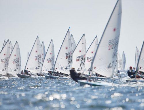 فريق عُمان للإبحار للبحّارة الناشئين يختتم منافسات بطولة العالم لقوارب الليزر 4.7 ببولندا