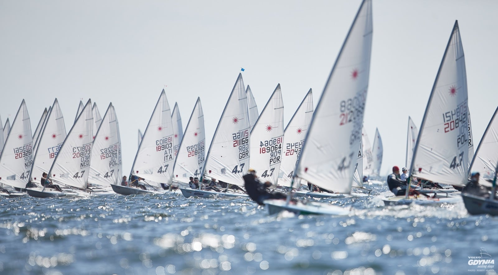 Oman Sail youth team emerges from Laser World Championships with new confidence