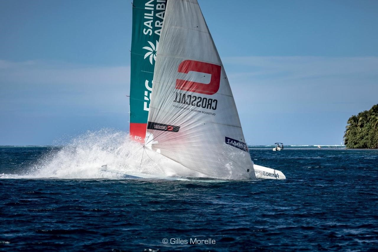 Oman Sail are first ever Diam World Tour winners after latest success in the Pacific