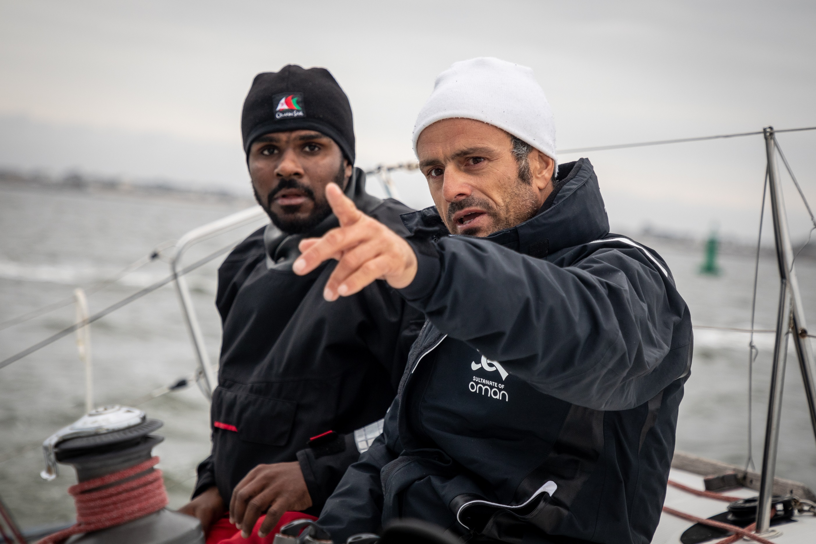 Franck Cammas to add his skills and experience to Oman Sail campaigns in 2019