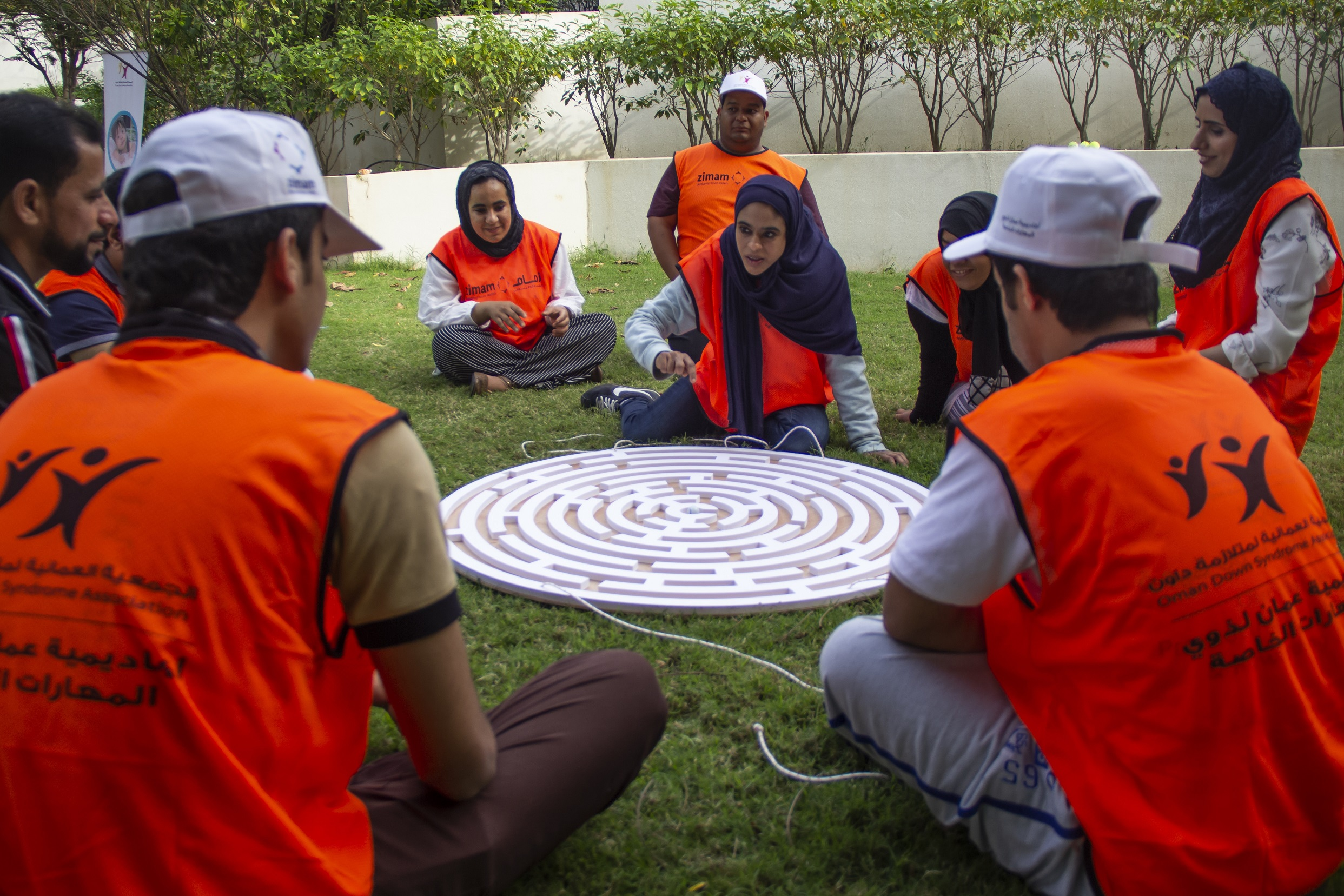 Oman Sail's Zimam programme to instil employability skills within members of the Omani Academy for Special Skills