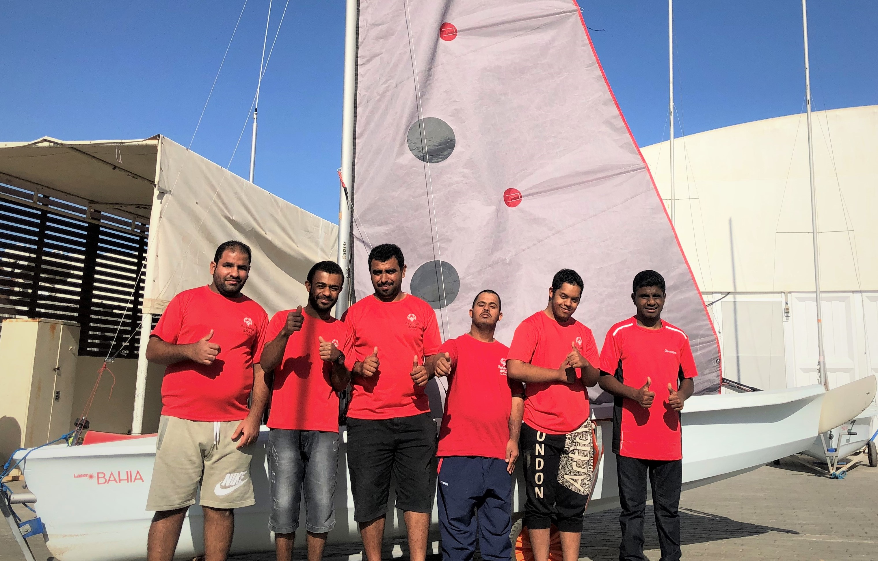 Oman Sail joins Middle East's first ever Special Olympics World Games with a team and race boats