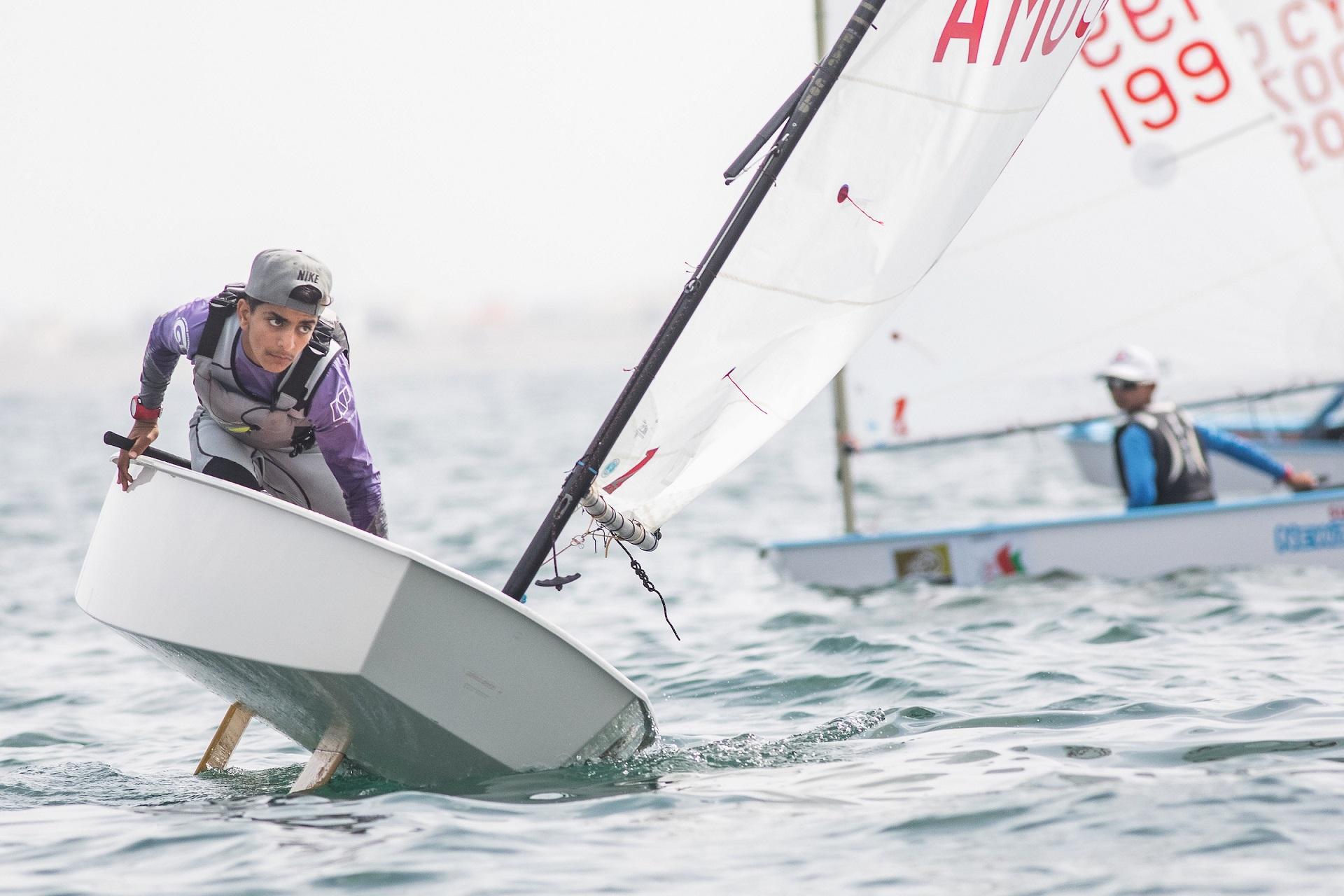 Oman gets ready to host prestigious international sailing championship