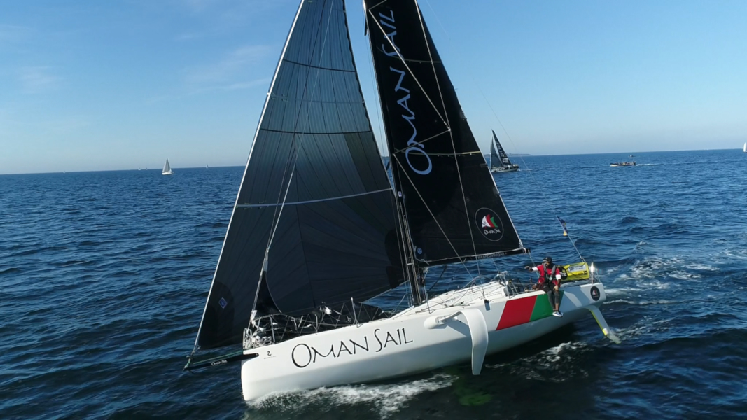 First ever all-Omani offshore sailing team achieve their goal in France