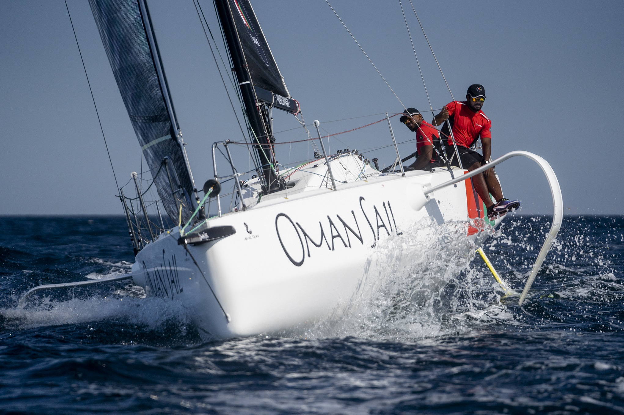 Oman Sail duo prepare for challenge of classic French coastal race