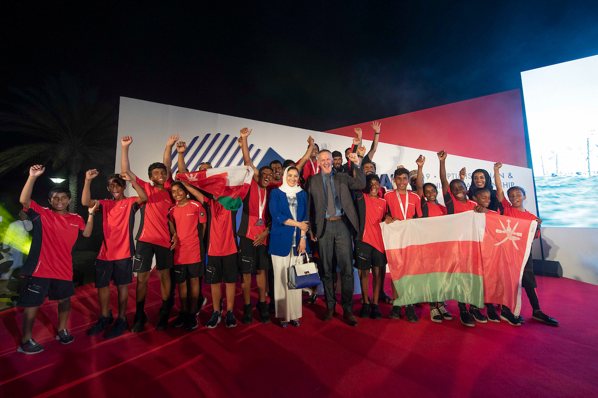 Youth sailors applauded as 2019 Optimist Asian and Oceanian Championship concludes in Oman