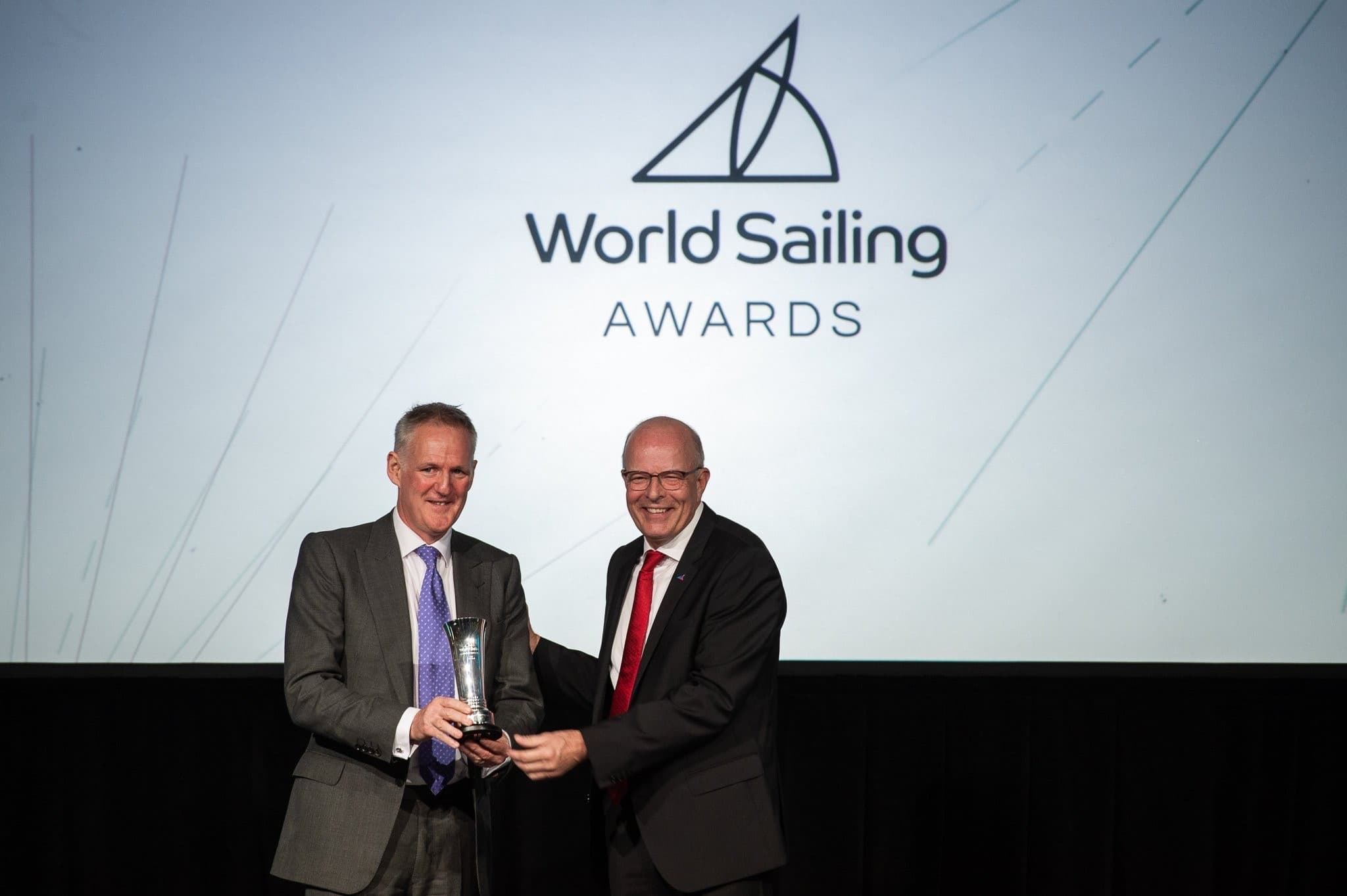 Oman Sail honoured with 2019 President's Development Award at World Sailing Awards Ceremony