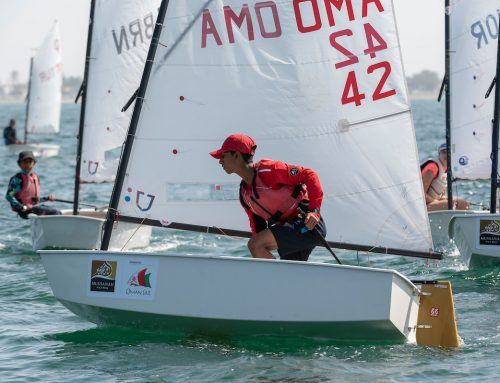 Oman Sail opens registration for the 11th edition of annual youth sailing event Mussanah Race Week