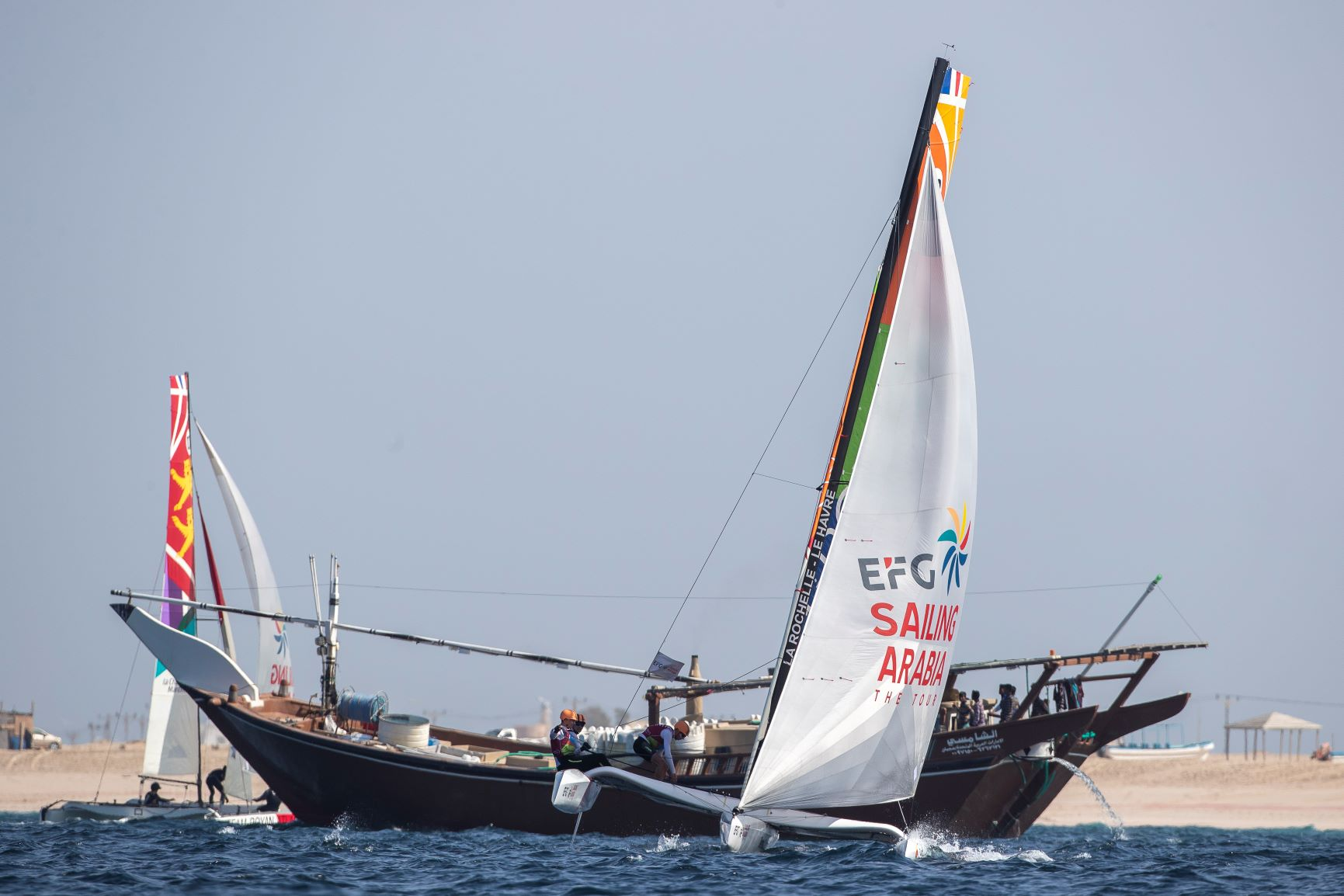 EFG Sailing Arabia – The Tour 2021 gearing up for return to Omani shores