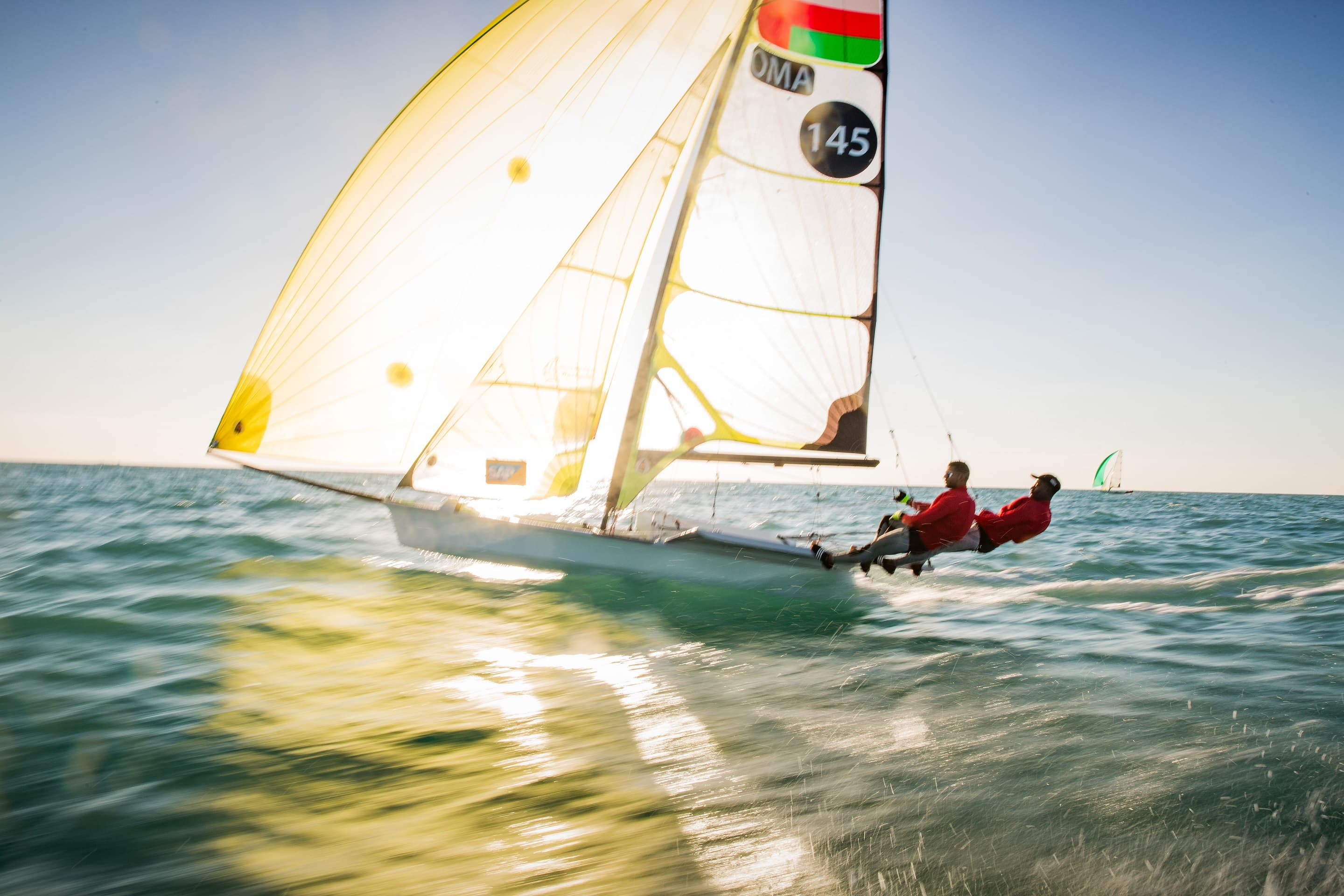 Oman Sail to host the 2021 49er, 49erFX, and Nacra 17 World Championships
