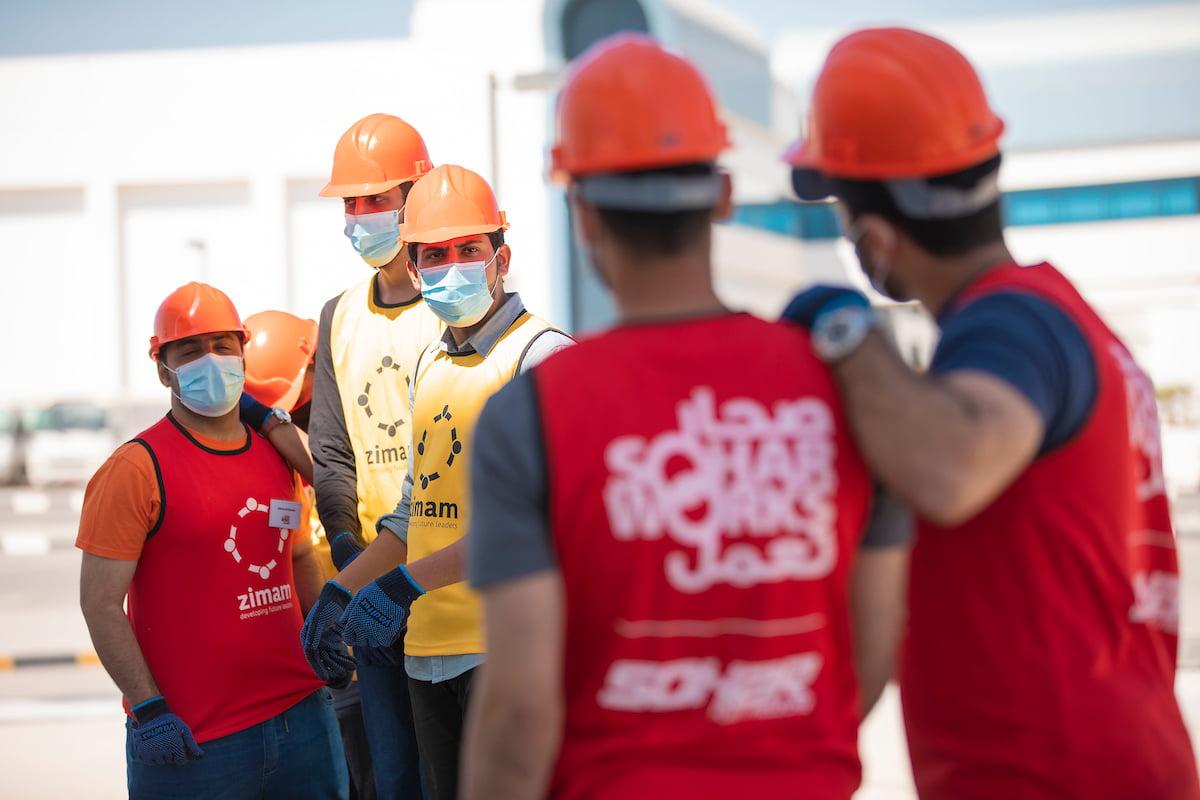 """ميناء صحار والمنطقة الحرة يواصل برنامج """"صحار تعمل"""" بالتعاون مع عُمان للإبحار"""