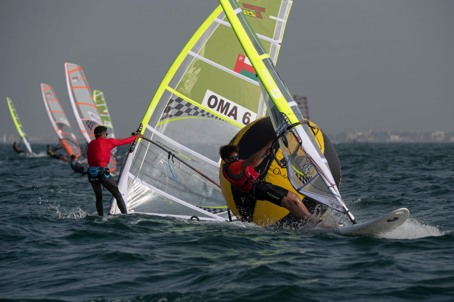Oman Sail opens registration for Asian Windsurfing Championships 2021 in Khasab
