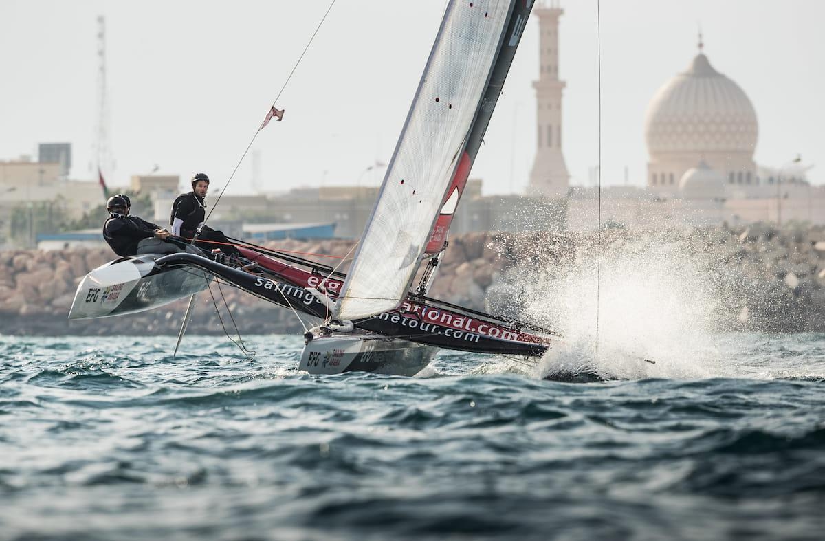 """""""عُمان للإبحار"""" تعلن عن تفاصيل النسخة 11 من سباق الطواف العربي للإبحار الشراعي 2021"""