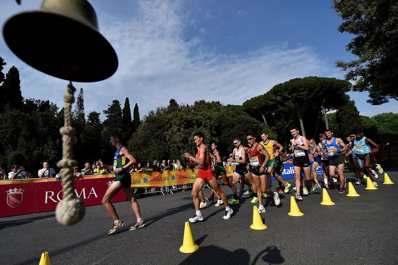 """السلطنة تحصل على ملف استضافة """"بطولة العالم للمشي 2022"""""""