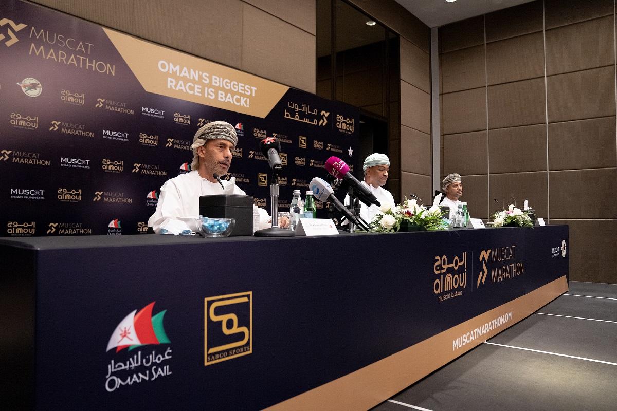 Al Mouj Muscat Marathon set to take place on 11 and 12 February 2022
