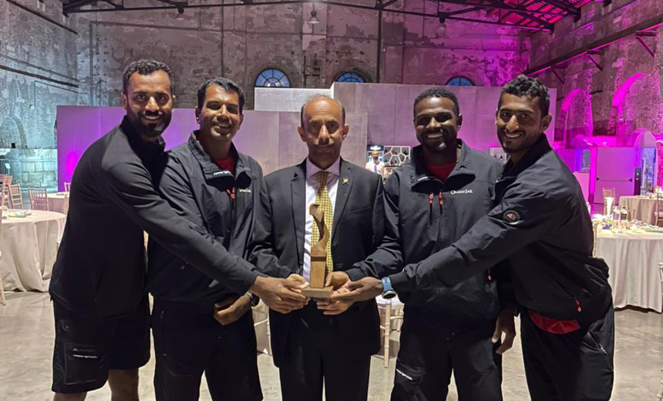 Oman Sail's team claim second place at Marina Militare Nastro Rosa Tour in Italy